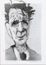 Karel Kindermans  -  Simon Carmiggelt, 1997 - Postkaart -  A9234-1
