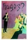 Frits van de Vliet  -  Hugos Hypnose Act - Postkaart -  A9240-1