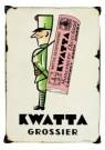Anoniem,  -  Kwatta grossier - Postkaart -  A9302-1