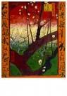 Vincent van Gogh (1853-1890) - Flowering plum tree (after Hiroshige), 1887 - Postkaart - A93035-1