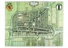 Delft  -  Platte grond Delft - Postkaart -  A9308-1