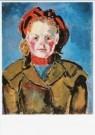 Theo van Doesburg (1883-1931)  -  Meisjesportet ca. 1913-1914 - Postkaart -  A9333-1