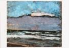 Theo van Doesburg (1883-1931)  -  Zeegezicht - Zeegezicht, ca. 1912-1913 - Postkaart -  A9336-1
