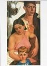 Johan B.Ponsioen (1900-1969)  -  Familieportret - Postkaart -  A9353-1