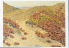 Piet Serton van (1888-1914)  -  Siciliaans landschap, 1908 - Postkaart -  A9368-1