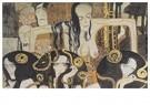 Gustav Klimt (1862-1918)  -  Gorgonen, 1902 - Postkaart -  A94147-1