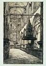 Nieuwe Kerk,  -  Interieur Nieuwe Kerk - Postkaart -  A9457-1
