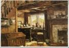 William H.Singer (1868-1943)  -  Het atelier van de schilder, 1913 - Postkaart -  A9516-1