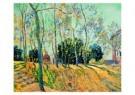William H.Singer (1868-1943)  -  Voorjaarsdag tuin - Postkaart -  A9521-1