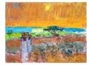 Dirk van Gulik (1904-1982)  -  Landschap bij cura - Postkaart -  A9542-1