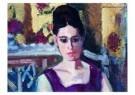 Johan Buning (1893-1963)  -  Portret Leenhouts - Postkaart -  A9546-1