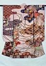 Okubo,  -  Kimono type furisode - Postkaart -  A9562-1