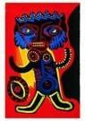 Jan Elburg (1919-1992)  -  Zonder titel - Postkaart -  A9578-1