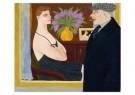 Ferdinand Erfmann (1901-1968)  -  Vrouw met Bubikopf - Postkaart -  A9603-1