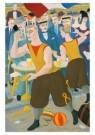 Ferdinand Erfmann (1901-1968)  -  Volksfeest - Postkaart -  A9605-1