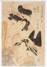 Utagawa Kunisada (1786-1864)  -  japanse houtsnede - Postkaart -  A9635-1