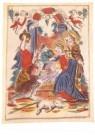 Cornelis de Boudt (1660-1735)  -  Aanbidding door de herders - Postkaart -  A9644-1