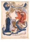 Marie-Anne Goetiers (1678-?)  -  Aankondiging - Postkaart -  A9646-1