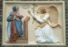 -  Gevelsteen 'DE ANNUNCIATIE' - Postkaart -  A9666-1