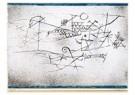 Paul Klee (1879-1940)  -  Wintery, 1923 - Postkaart -  A96699-1
