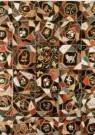 Anoniem,  -  Amerikaanse quilt, 1876 - Postkaart -  A9674-1