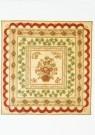 Anoniem,  -  Amerikaanse quilt, 1840-1845 - Postkaart -  A9680-1