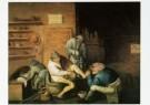 Antonie Victorijns (1612-1655) -  De voetoperatie, 1640-55 - Postkaart -  A9711-1