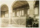 Hendrik P. Berlage (1856-1934) -  Effectenbeurszaal in de Beurs van Berlage, 1903 - Postkaart -  A9754-1