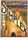 F. Hart Nibbrig (1866-1915)  -  Affiche Simplex - Postkaart -  A9813-1