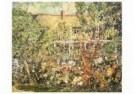 William H.Singer (1868-1943)  -  Tuin van de wilde - Postkaart -  A9815-1