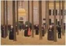 Gijs Bosch Reitz (1860-1938)  -  Kerkuitgang - Postkaart -  A9821-1