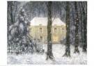 Henri le Sidaner (1862-1939)  -  Winteravond - Postkaart -  A9823-1