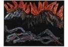 Karel Appel (1921-2006)  -  Firebird - Postkaart -  A9885-1
