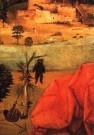 Jheronimus Bosch (1450-1516)  -  Detail Heilige Christoffel - Postkaart -  A9942-1