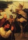 Jheronimus Bosch (1450-1516)  -  Detail Heilige Christoffel - Postkaart -  A9943-1