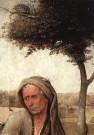 Jheronimus Bosch (1450-1516)  -  Detail Marskramer - Postkaart -  A9945-1