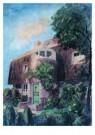 J.C.van Epen (1880-1960)  -  Woonhuis Kohler - Postkaart -  A9947-1