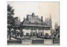 Jan Gratama (1877-1947)  -  Dubbele villa Heerl - Postkaart -  A9948-1