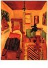 Jan Wiegers (1893-1959)  -  Slaapkamer van Kirc - Postkaart -  A9956-1