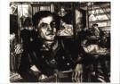 Charlie Toorop (1891-1955)  -  Cafe interieur - Postkaart -  A9960-1