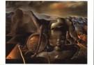 Salvador Dali (1904-1989)  -  Eindeloos raadsel - Postkaart -  A9964-1