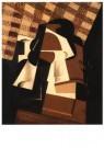 Juan Gris (1887-1927)  -  Kruik met vaas - Postkaart -  A9969-1
