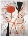 Joan Miro (1893-1983)  -  Schilderij - Postkaart -  A9982-1