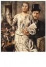 Antonio Lopez Garcia (1936)  -  Het bruidspaar - Postkaart -  A9996-1