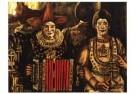 Gutierrez-Solana, J.  -  Clowns - Postkaart -  A9999-1