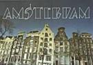 Tim Killiam (1947-2014)  -  Reflections Keizersgracht, Amsterdam - Postkaart -  AU0087-1
