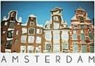 Tim Killiam (1947-2014)  -  Reflections on the Rokin, Amsterdam - Postkaart -  AU0325-1