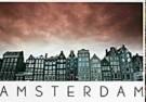 Ricardo Murad  -  Damrak, Amsterdam - Postkaart -  AU0387-1