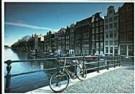 Ricardo Murad  -  Torenbrug, Singel Canal, Amsterdam - Postkaart -  AU0429-1