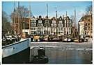 Igno Cuypers  -  Zandhoek, Amsterdam - Postkaart -  AU0465-1